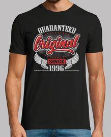original garanti depuis 1996