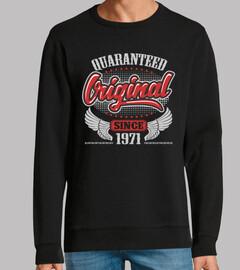 original garantizado desde 1971
