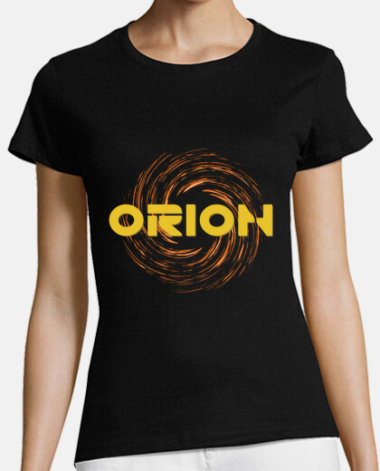 Camiseta ORION AMARILLO