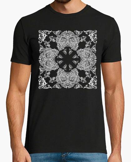 Camiseta Ornamento barroco
