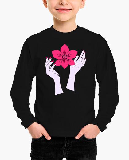 Ropa infantil Orquídea sagrada