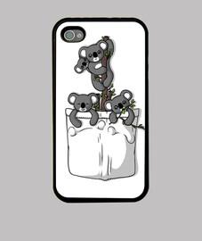 orsi di koala tascabili