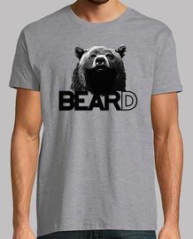 orso con la barba