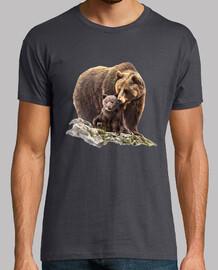 orso e cucciolo