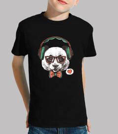 orso hipster con schifo c