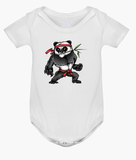 Abbigliamento bambino orso karate