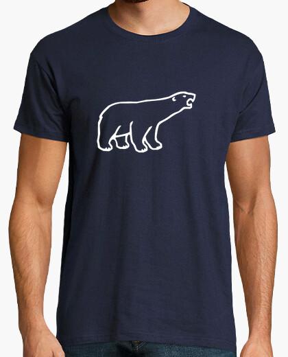 T-shirt orso polare