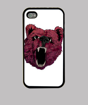 orso ruggito iphone 4 / 4s