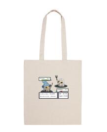 Orthanc battle bag