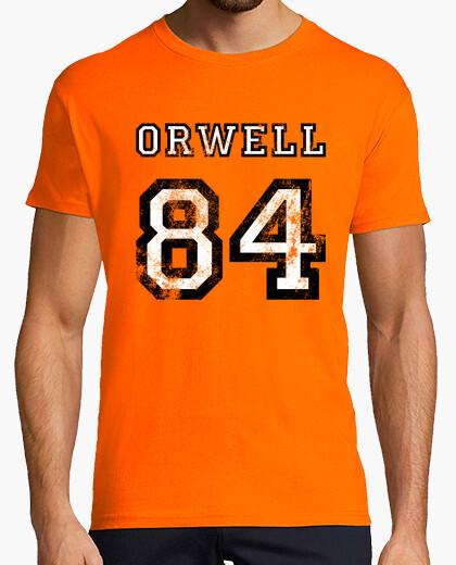 Tee-shirt orwell 84 (1984)