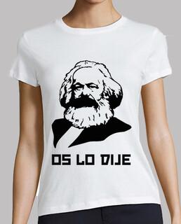 Os lo dije - Karl Marx