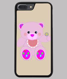 Osa rosa. -rOsita-iPhone 7/8 Plus