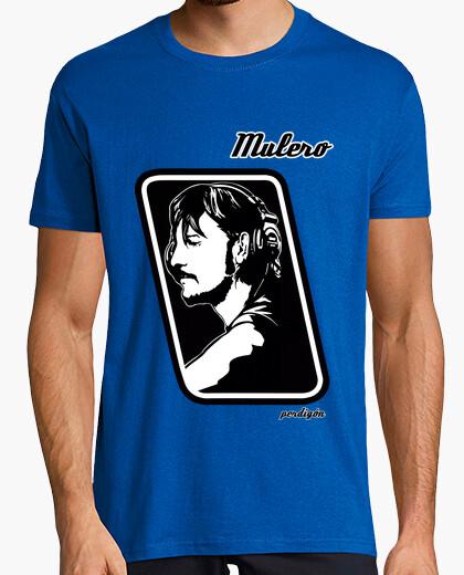 Camiseta Oscar Mulero