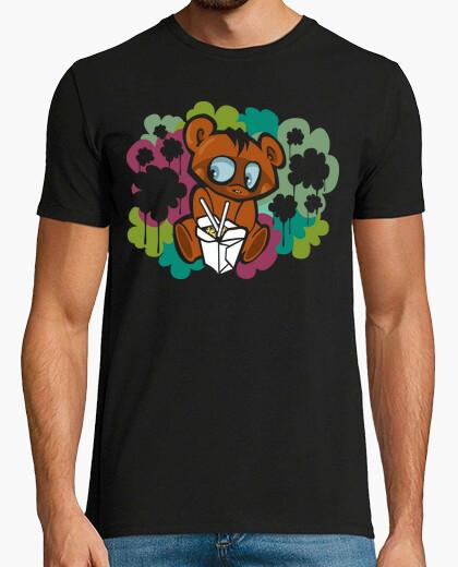 Camiseta Osito Comilon
