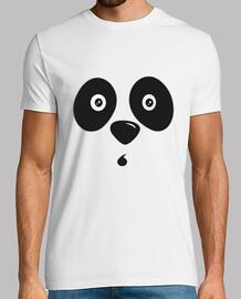 osito panda gesicht