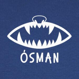 Camisetas Osman - blanc