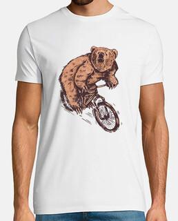 oso ciclista