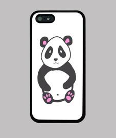 Oso Panda, dibujo.