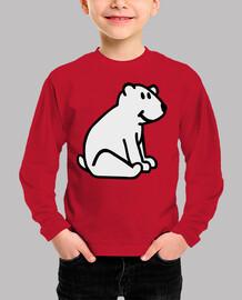 oso polar cómica