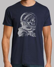 ossa di astronauti