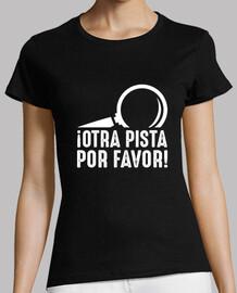 Otra Pista Por Favor |Escape Room camiseta