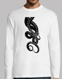 ottenere kraken a maniche lunghe t-shirt