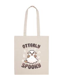 otterly spooky - sac fourre-tout