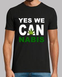 oui, nous le cannabis