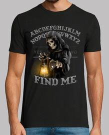 Ouija Alfabeto Halloween Find Me