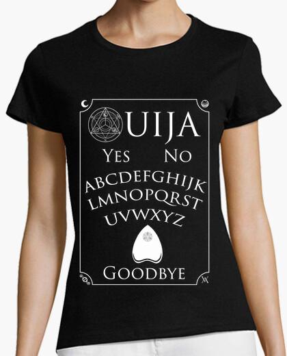 Ouija white women's t-shirt