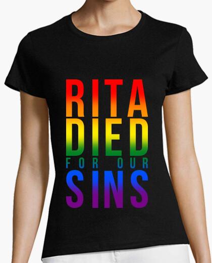 Camiseta Our sins