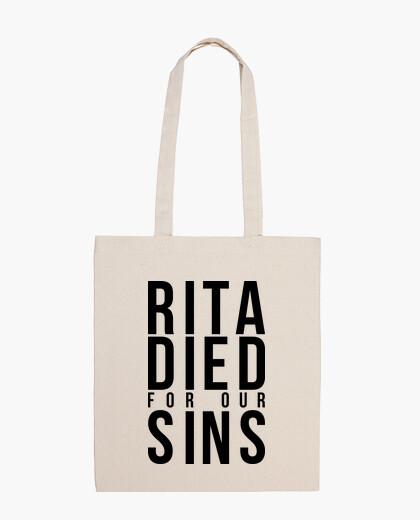 Our sins bag