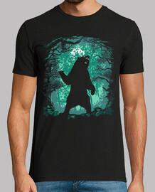 ours dans la forêt