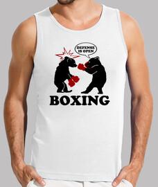 ours de boxe