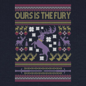 Camisetas Ours is The Fury
