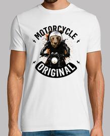Ours Moto Bear Bike