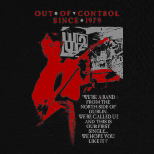 Camisetas Out Of Control 1979
