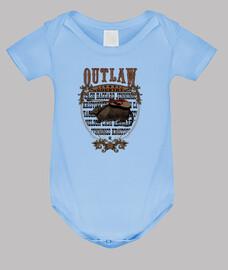 Outlaw Country Americana (armadillo con