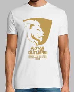 outliers - t-shirt jiu-jitsu brésilien