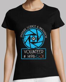 ouverture des volontaires