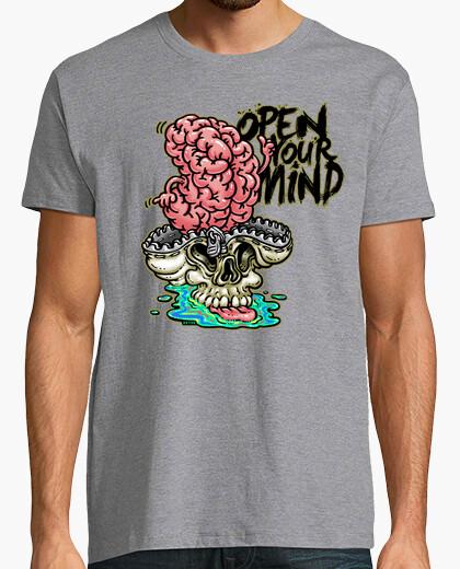 Tee-shirt ouvrir vos t-shirts esprit