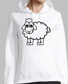 oveja cómica