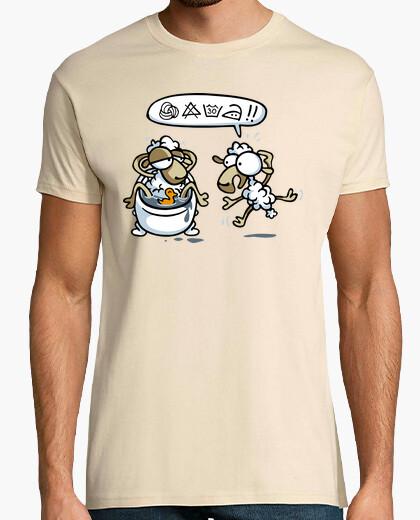 Camiseta Oveja como una Cabra