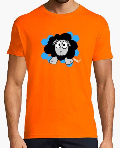 8bafd1e0f Camiseta Oveja Negra - Naranja1 - nº 369824 - Camisetas latostadora