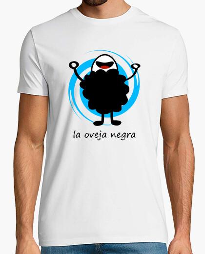 bfc2211db Camiseta Oveja negra Chico - nº 173742 - Camisetas latostadora