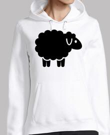 oveja negra divertida