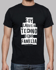 Oveja Techno black