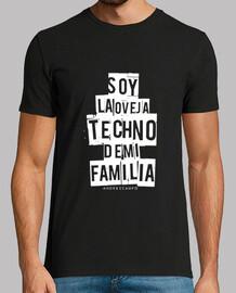 Oveja Techno black