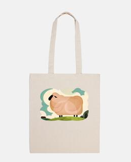ovejas de la vendimia