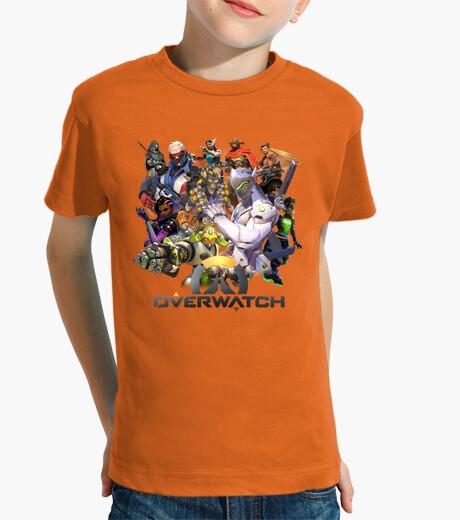 Ropa infantil Overwatch